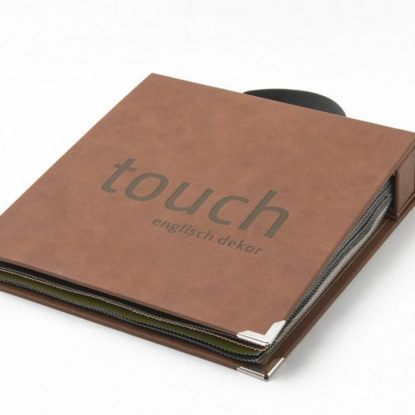 Englisch Dekor Touch Leatherette Upholstery