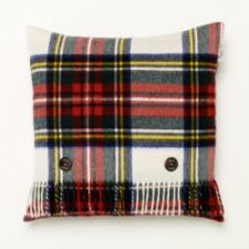 Bronte Cushions Tartan LWTR016LC Lambswool Dress Stewart-250x250