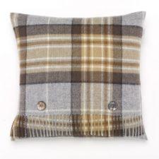 Bronte Cushions LWTR081LC-Lambswool-Tartan-Cushion-McKeller-250x250