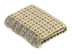 Bronte Throws T0336-W21-Lambswool-Milan-Gold-250x188