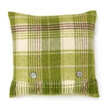 Bronte Cushions T0363-A01LC-Shetland-Huntingtower-Lime-Cushion-250x240