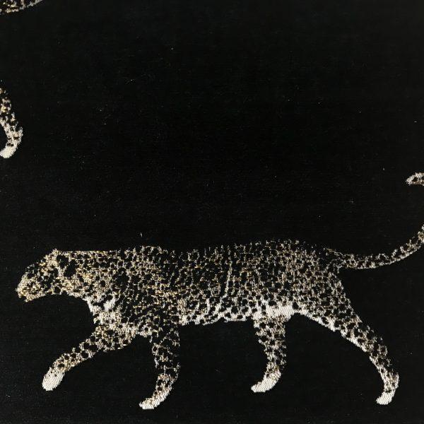 TRABETH Safari Leopard Noir