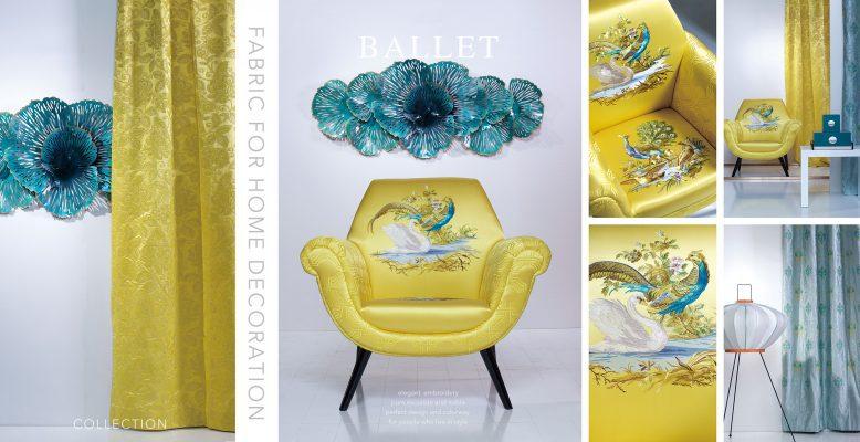 Trabeth, Casa Mia - Ballet Collection