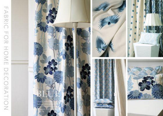 Trabeth, Casa MIa - Blue Collection