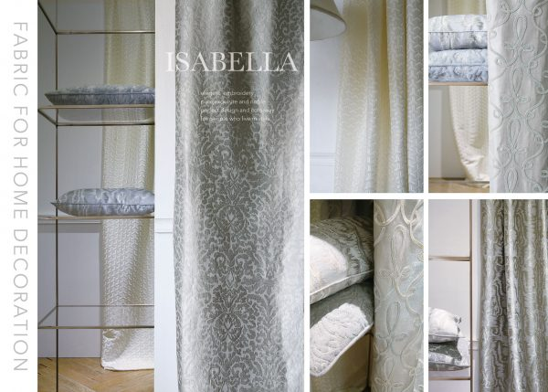 Trabeth, Aico - Isabella Collection