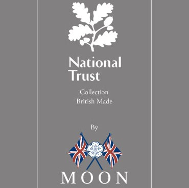 Moon and the National Trust - a unique collaboration between two quintessentially British brands