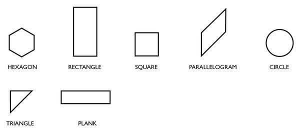 Innovasia Baux Shapes available