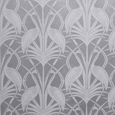 Design Studio, The Chateau, Deco Heron, Grey Fabric