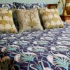 Design Studio, The Chateau, Deco Heron, Navy Bedding