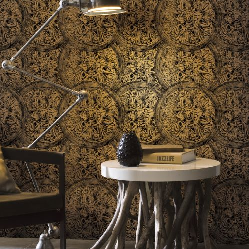 Prestige Wallcoverings-Onyx Collection ON57501