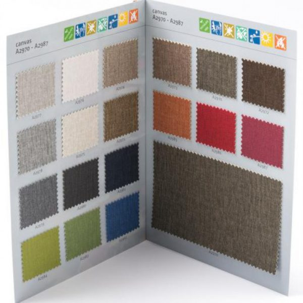 Englisch Dekor Canvas Leatherette Upholstery