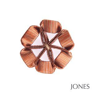 Jones Florentine Large Rosette
