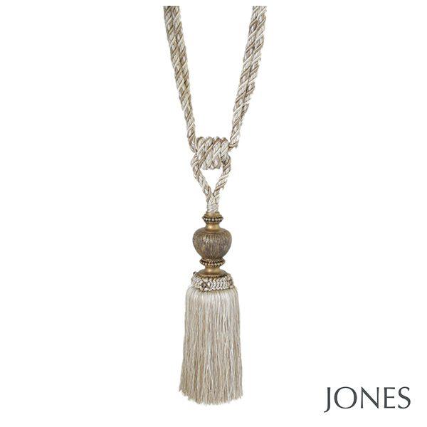 Jones Florentine Large Tieback