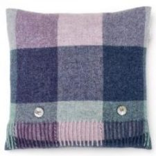 Bronte Cushions T0332-AK19LC-Shetland-Rome-Heather-Cushion-500x479