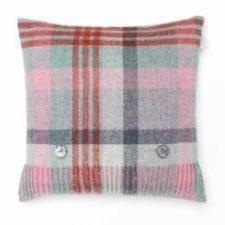 Bronte Cushions T0358-AB16LC Melbourne Collection Aqua Flamingo-250x250
