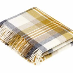 Bronte Throws T0359-B02-Melbourne-Gold-Lambswool-250x250