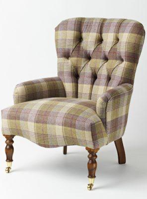 Moon Baronial Chair