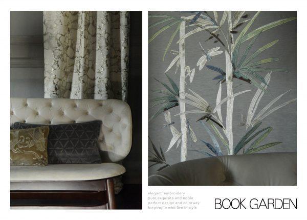 Trabeth, Aico - Book Garden Collection
