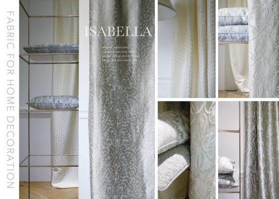 Trabeth, Casa MIa - Isabella Collection