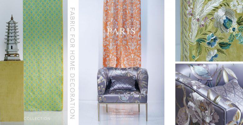 Trabeth, Casa MIa - Paris Collection