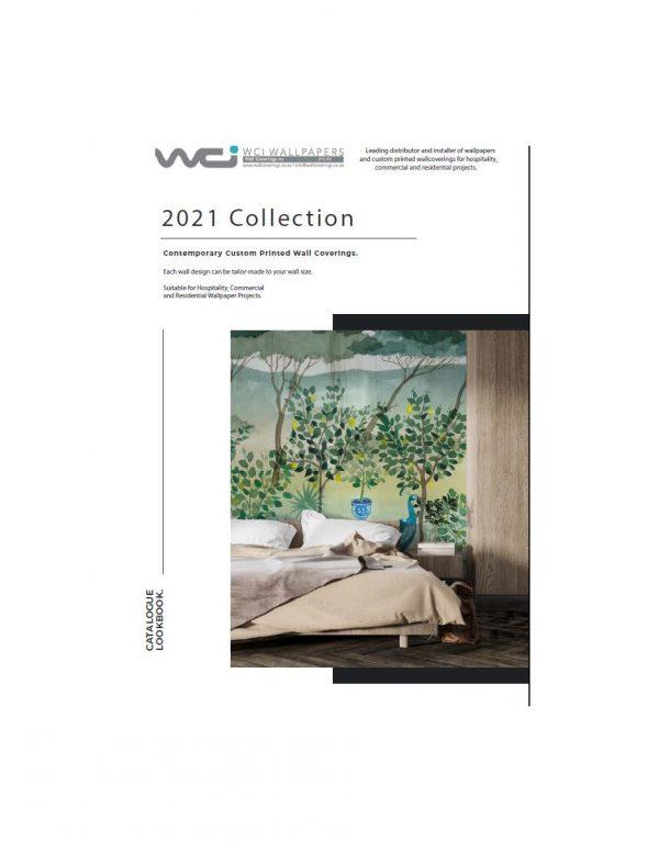 WCI Wallpapers Pty Ltd - Collaborations Catalogue Lookbook