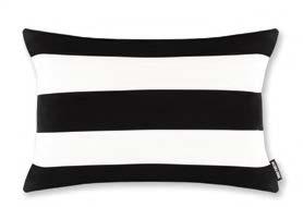 Monochrome Stripe 40x60cm